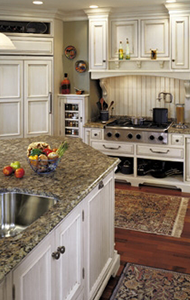 Ornate Kitchen