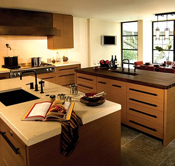 Contemporary Asian Kitchen